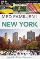 Med familjen i New York