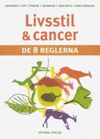 Livsstil & cancer