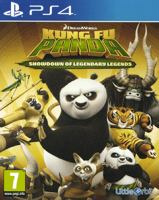 Kung Fu Panda - Showdown of legendary legends