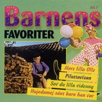 Barnens favoriter [Ljudupptagning]. Vol. 1 / [(Riedel - Lindgren ...)]