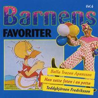Barnens favoriter [Ljudupptagning]. Vol. 4 / [text och musik: (L. Berghagen ...)]