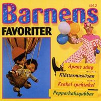 Barnens favoriter: Vol. 2 / [(M: K. Andeby ... ; t: M. Forsberg ...)]