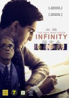 The man who knew infinity [Videoupptagning] / a film by Matthew Brown ; produced by Edward R. Pressman ... ; written and directed by Matthew Brown