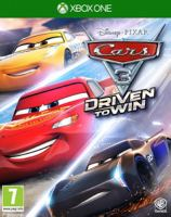 Cars 3 - Driven to win [Elektronisk resurs]