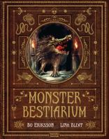 Monsterbestiarium / Bo Eriksson, Lina Blixt.