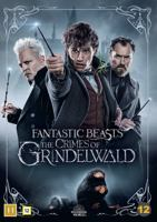 Fantastic beasts - the crimes of Grindelwald =. [Videoupptagning] [Videoupptagning] : Fantastiska vidunder - Grindelwalds brott / directed by David Yates ; written by J. K. Rowling ; produced by David Heyman, J. K. Rowling, Steve Kloves, Lionel Wigram.