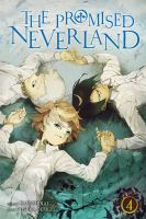 The promised neverland: 4, I want to live
