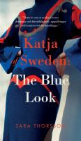 Katja of Sweden - The blue look